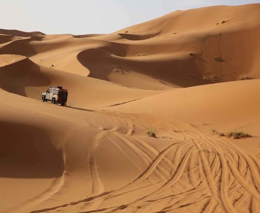 Offroad Tour Algerien