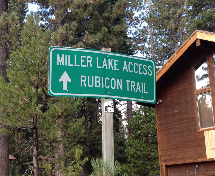 Reise Rubicon Trail