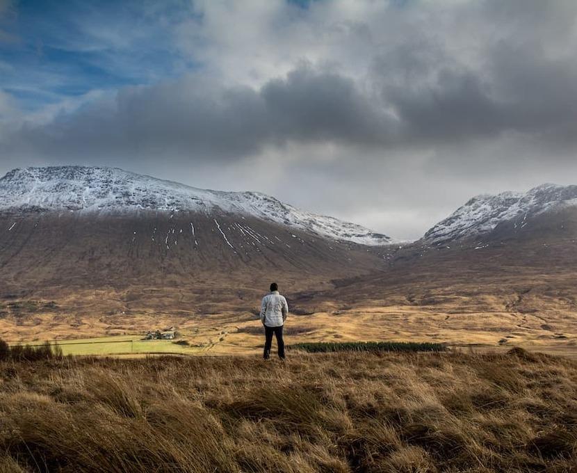 Offroad Tour Schottland